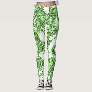 Jade Angelic Leggings