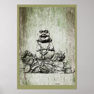 Jade Buddha Poster
