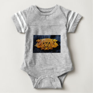 Jade Collection, Archaic Chinese Jade Baby Bodysuit