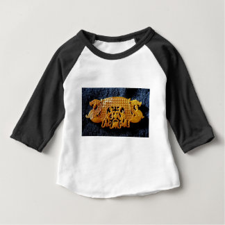 Jade Collection, Archaic Chinese Jade Baby T-Shirt