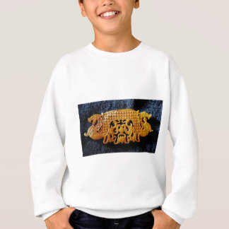 Jade Collection, Archaic Chinese Jade Sweatshirt