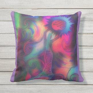 Jade decorative throw pillow