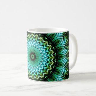 Jade Mandala Coffee Mug
