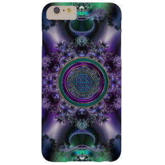Jade 'n Amethyst Celtic Fractal iPhone 6 Plus Case