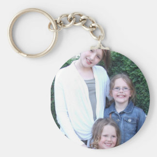 Jade Olivia and Eleanor Keychain