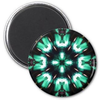 Jade Reflections 2 Inch Round Magnet