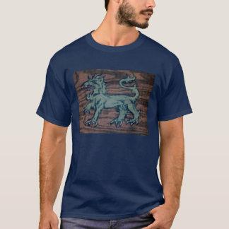 Jade Tiger Sign Shirt
