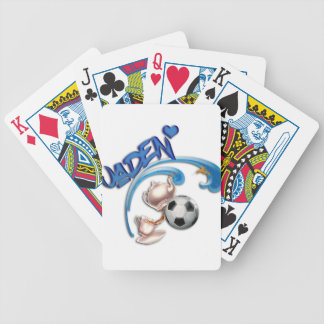 Jaden Bicycle Playing Cards