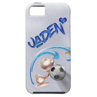 Jaden iPhone 5 Covers