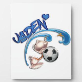 Jaden Plaque