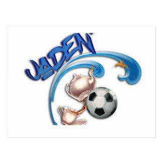 Jaden Postcard
