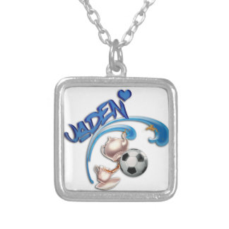 Jaden Silver Plated Necklace