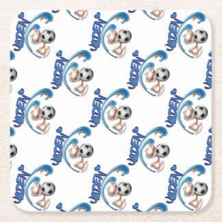 Jaden Square Paper Coaster