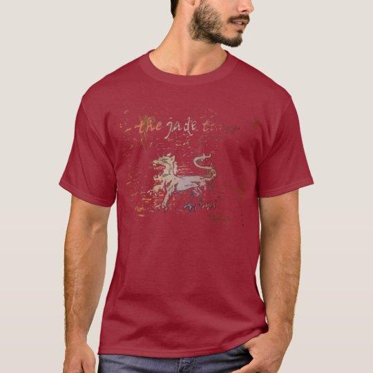 JadeTiger101Red T-Shirt
