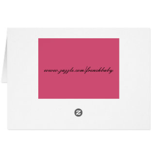 J'adore French Saying Greeting Card