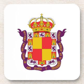 Jaén Coat of Arms Coaster