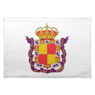 Jaén Coat of Arms Placemat