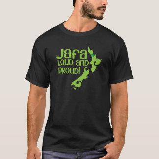 JAFA Loud and proud! (New Zealand Auckland) T-Shirt