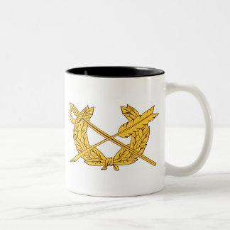 Jag 1 Two-Tone coffee mug
