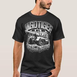 JAGDTIGER Men's Basic Dark T-Shirt T-Shirt
