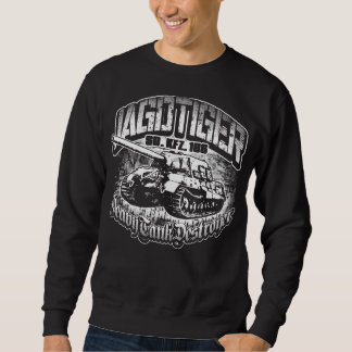 JAGDTIGER Men's Basic Sweatshirt T-Shirt