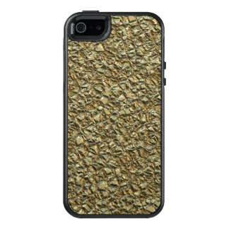 jagged stone golden OtterBox iPhone 5/5s/SE case