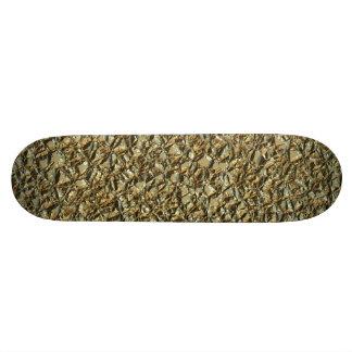 jagged stone golden skate board