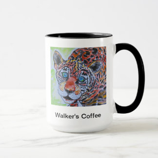Jagger, Jaguar Cub Mug