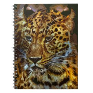 Jaguar 010 spiral notebook