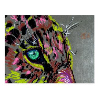 Jaguar 1 postcard