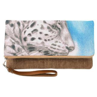 Jaguar Art Clutch