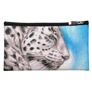 Jaguar Art Cosmetic Bag