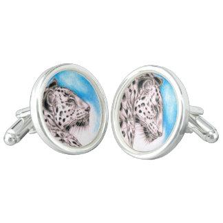 Jaguar Art Cufflinks