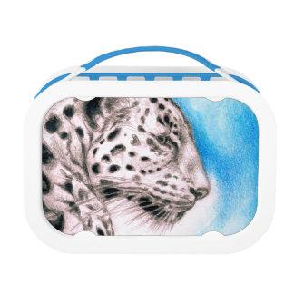 Jaguar Art Lunch Box