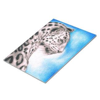 Jaguar Art Notepads