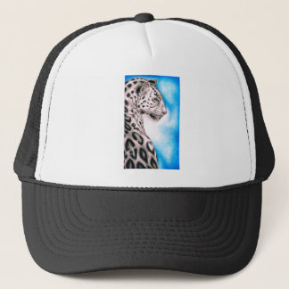 Jaguar Art Trucker Hat