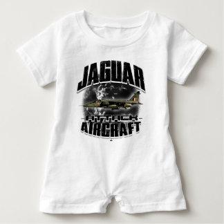 Jaguar Baby Romper T-Shirt
