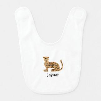 Jaguar Bib