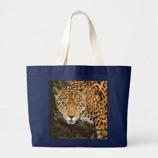 Jaguar - Big, Beautiful Spotted Cat Bag
