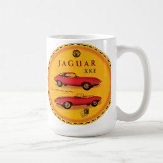 Jaguar cars Xke e-type Coffee Mug