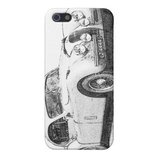 Jaguar Case For iPhone 5/5S