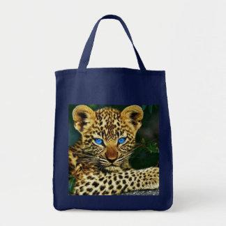 Jaguar Cub Tote Bag