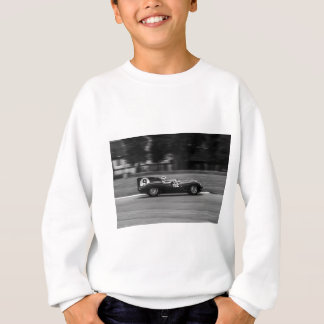 Jaguar D Type at Flywheel Festival Sweatshirt