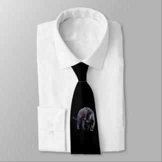 Jaguar Diablo tie (2-sided)