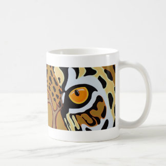Jaguar Eyes Coffee Mug