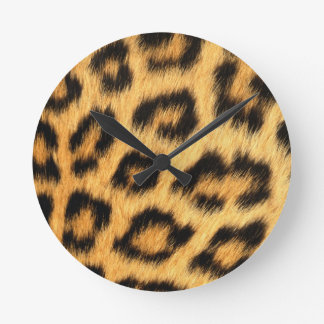 Jaguar Fur 2 Clocks