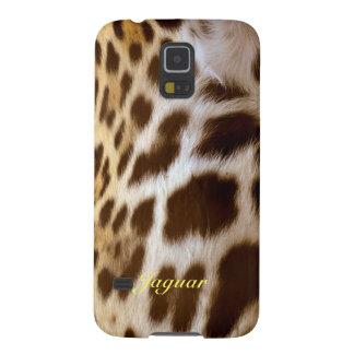 Jaguar Fur Big Cat Wildlife Animal-lover Case For Galaxy S5
