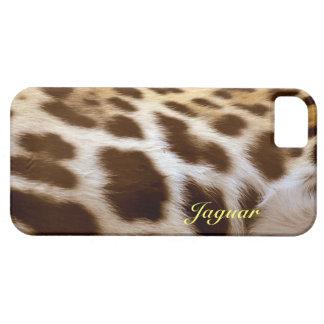 Jaguar Fur Big Cat Wildlife iPhone 5 Case