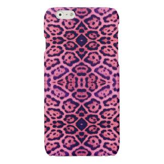 Jaguar Fur in Pink and Purple