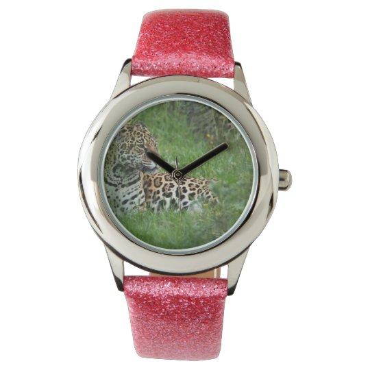 Jaguar Habitat Wristwatches